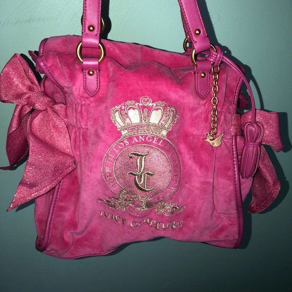 1a30a877c3b639 Juicy Couture Bags | Pink Purse | Poshmark